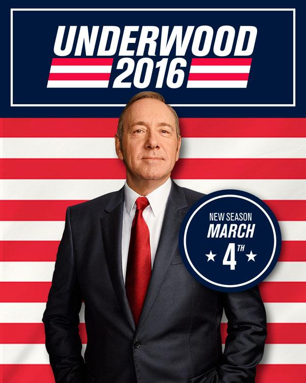 Netflix anuncia estreia da nova temporada de House of Cards