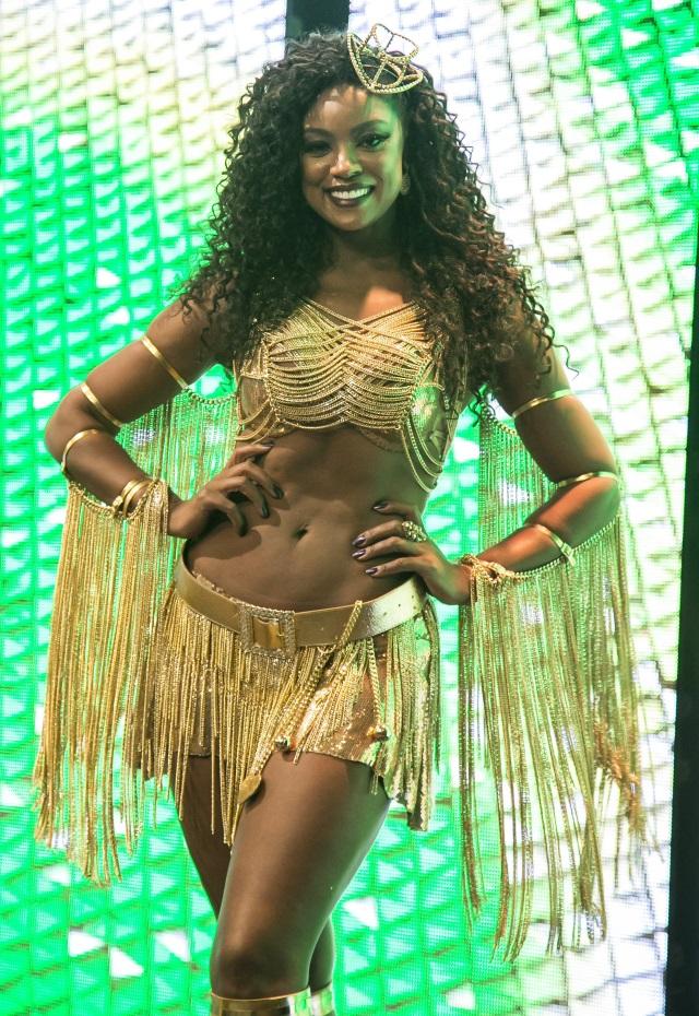 Confira as deusas do Carnaval 2016