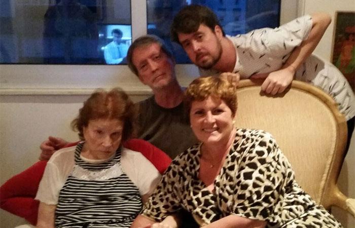 Tônia Carrero está com hidrocefalia oculta