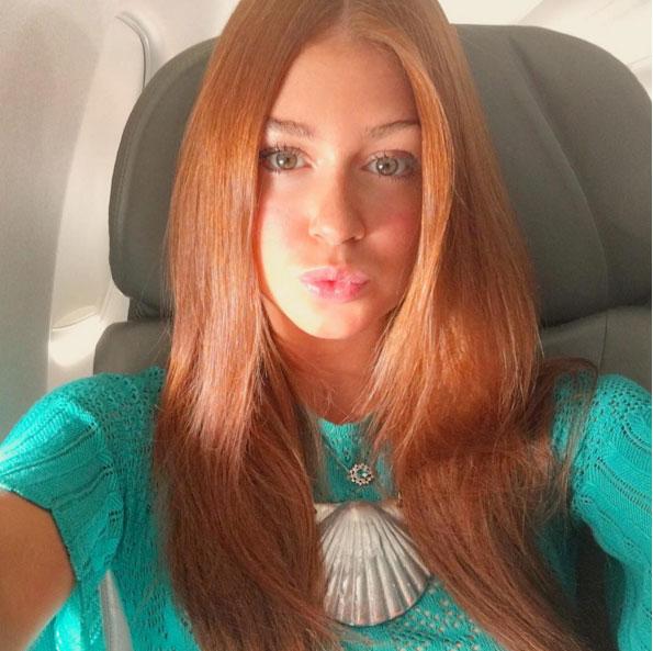 Marina Ruy Barbosa recebe enxurrada de elogios em viagem