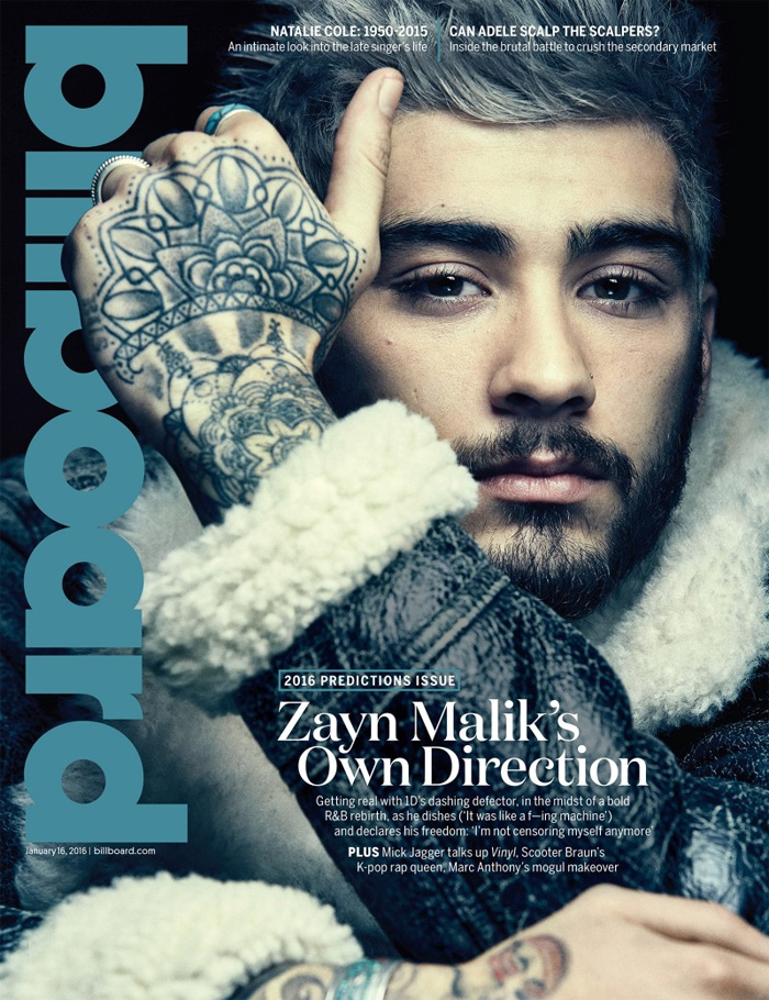 Zayn Malik foi ignorado por One Direction após sair da banda