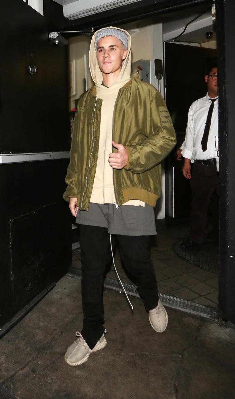 Justin Bieber socorre mulher acidentada em Los Angeles