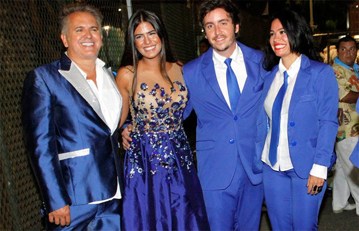 RJ: Antônia Morais e Wagner Santisteban assumem romance