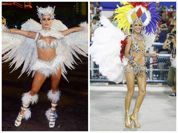 Quais são as melhores fantasias dos desfiles de Carnaval?