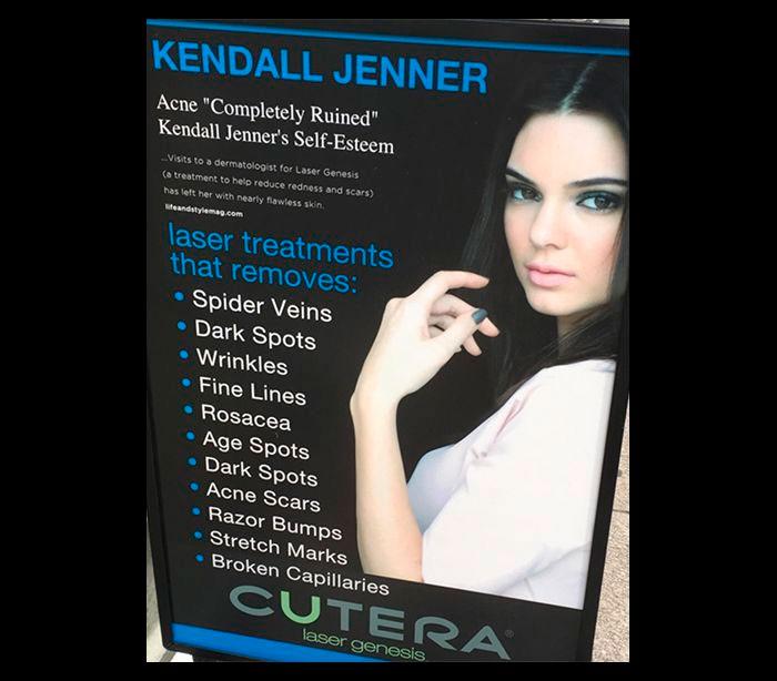 Kendall Jenner processa marca por uso indevido de imagem