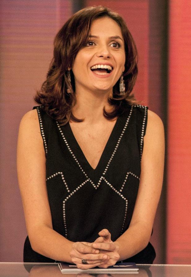 Bye-bye Monica Iozzi: Reveja 8 momentos dela no Vídeo Show