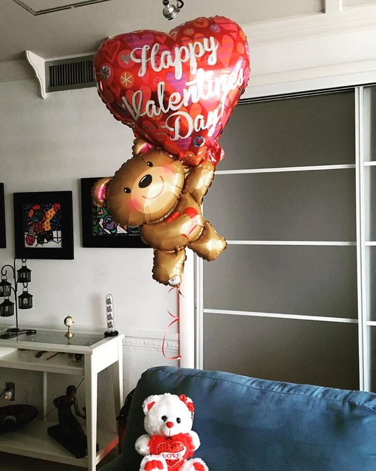Sidney Magal antecipa o Valentine's Day com a esposa