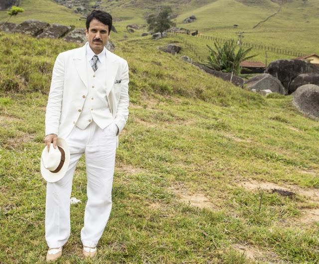 Eriberto Leão emagrece 6kg para novela