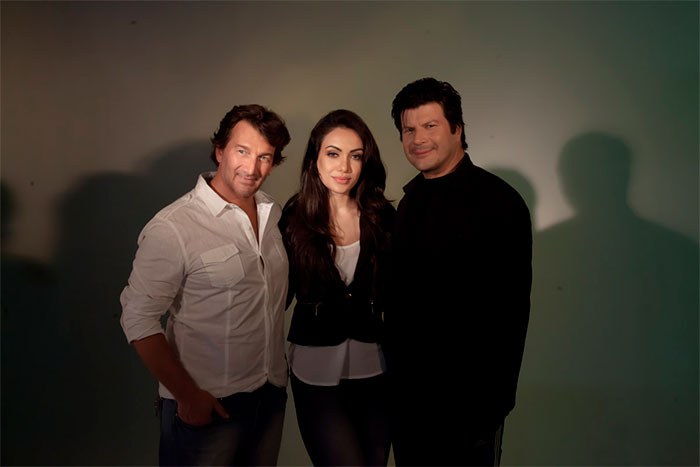 Paulo Ricardo e Angelina Jolie juntos? Entenda!