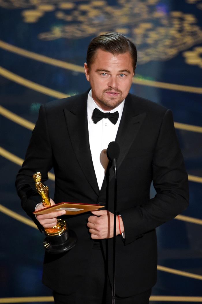 Salve Leo! A lista completa dos vencedores do Oscar 2016