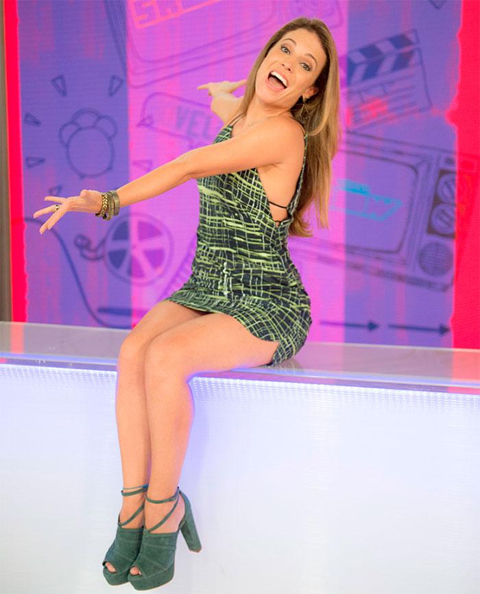 Saiba quem será a nova apresentadora do Vídeo Show