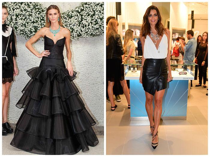 Qual é a famosa mais bem-vestida da semana?