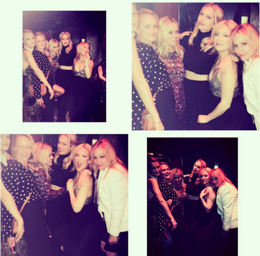 Taylor Swift canta na festa de 40 anos de Reese Witherspoon
