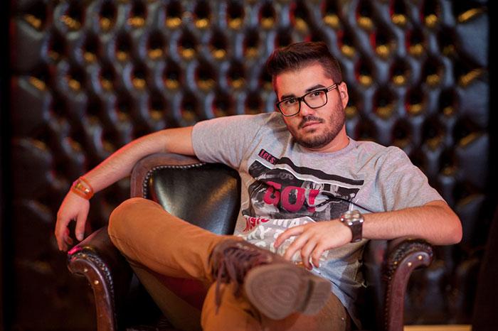 Gabriel Farias está indicado ao prêmio Multishow