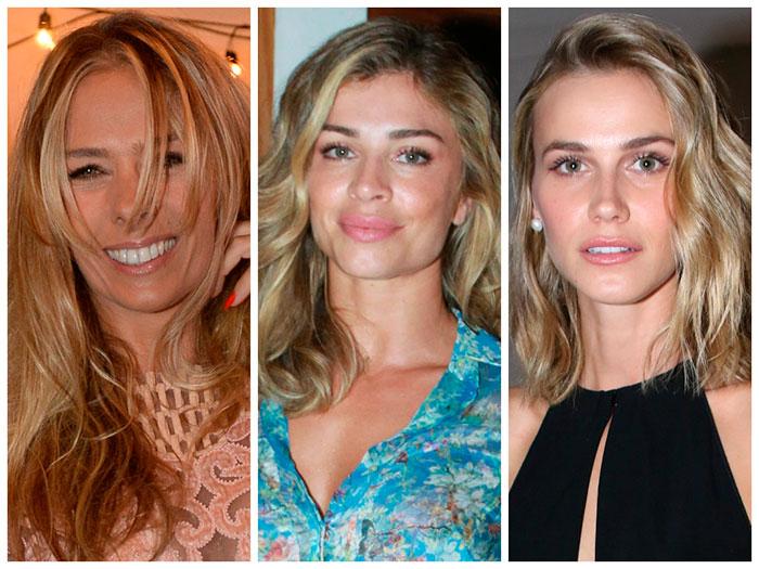 Famosas amam maquiagem com aspecto natural; aprenda a fazer