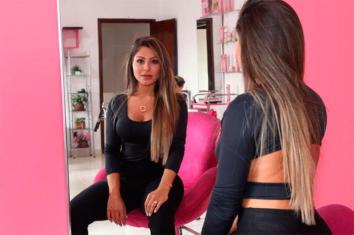 Andressa Ferreira muda de visual: 'Thammy não gostou muito'