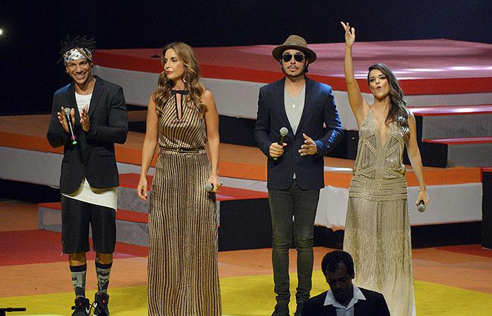 Ivete Sangalo é o grande destaque em premiação de axé music