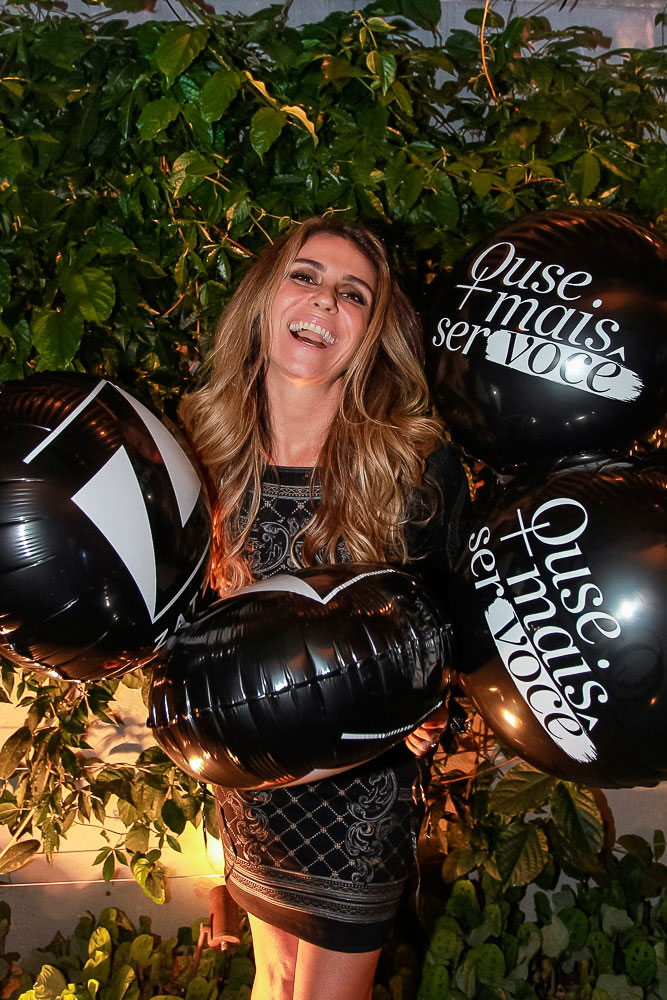 Giovanna Antonelli vira embaixadora de grife