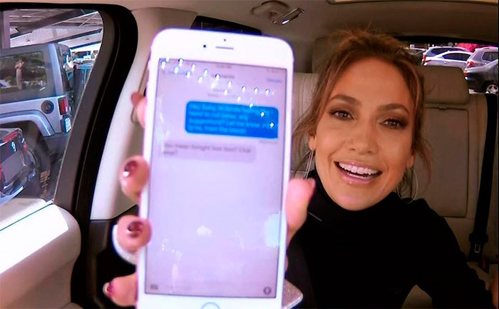 Jennifer Lopez 'paquera' DiCaprio e ganha resposta inusitada
