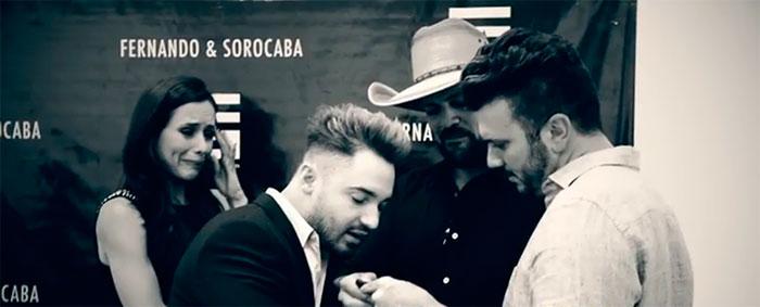 Rick e Nogueira fazem pegadinha com Sorocaba no 1º de abril