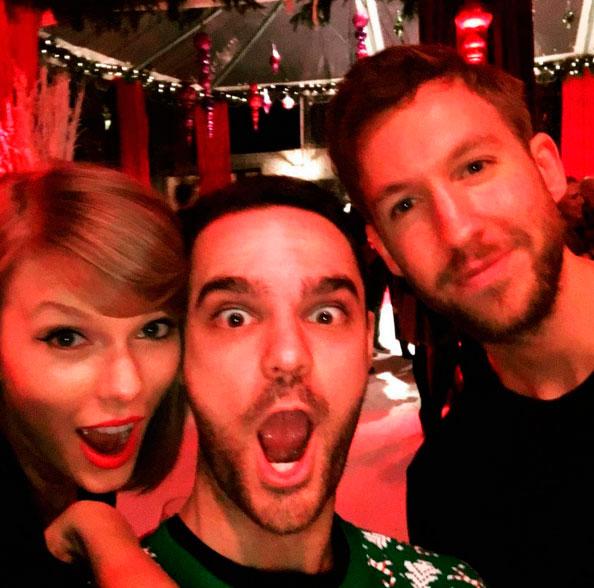 10 provas de que Taylor e Calvin são o casal fofo da América
