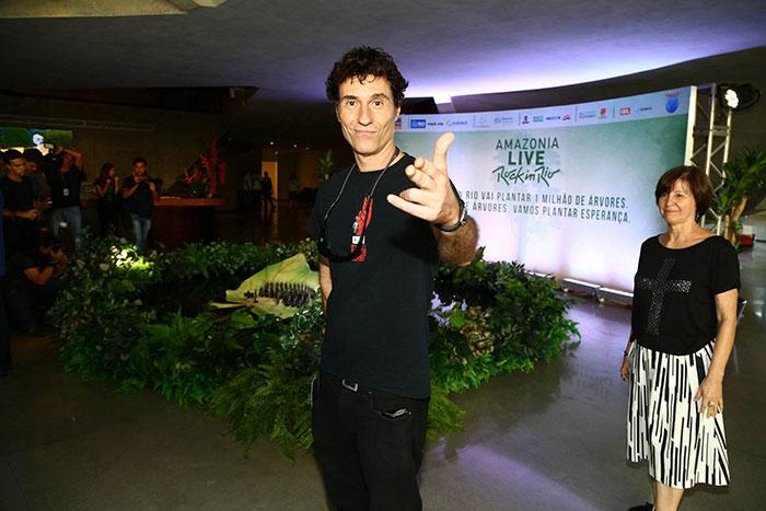 Rock in Rio apresenta projeto Amazônia
