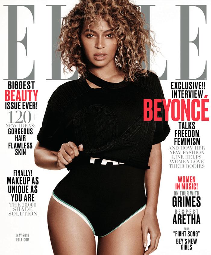 Beyoncé: 'O mundo vai te enxergar como você se enxerga'