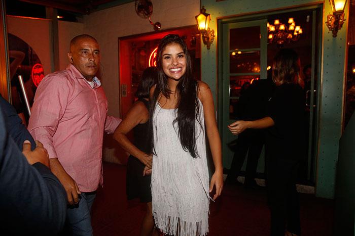 'Time do bem' vai a boate e Ana Paula fecha restaurante