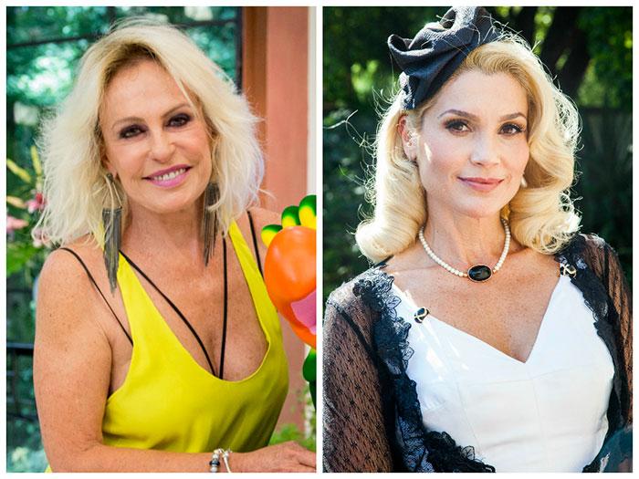Juliana Paes lidera ranking de cabelos mais pedidos da Globo
