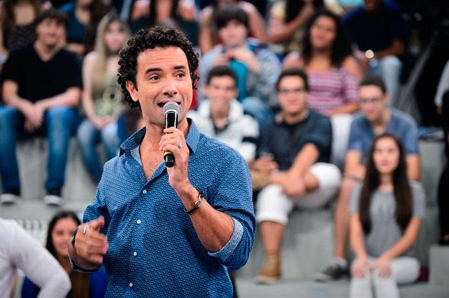 Marco Luque faz sua estreia no Altas Horas deste sábado