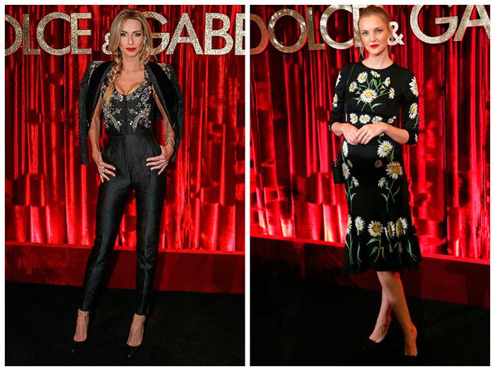 Qual famosa arrasou no look na festa da Dolce & Gabbana?