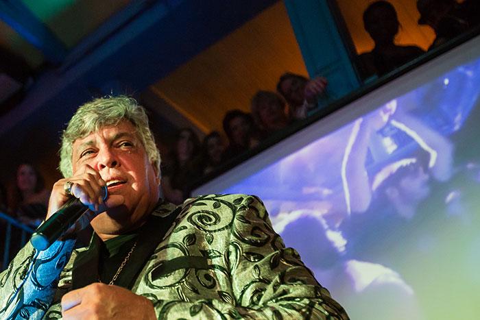 Sidney Magal celebrar seus 50 anos de carreira