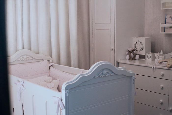 Fofura! Aline Gotschalg apresenta o quarto do filho, Lucca