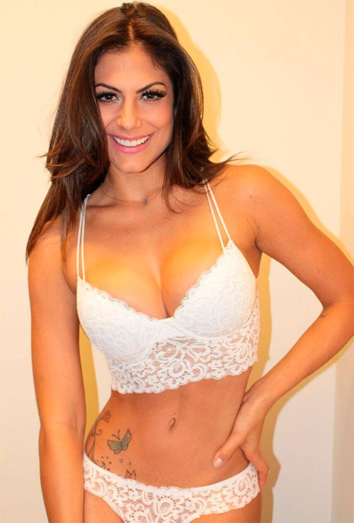 Mari Gonzalez lança sua linha de lingerie