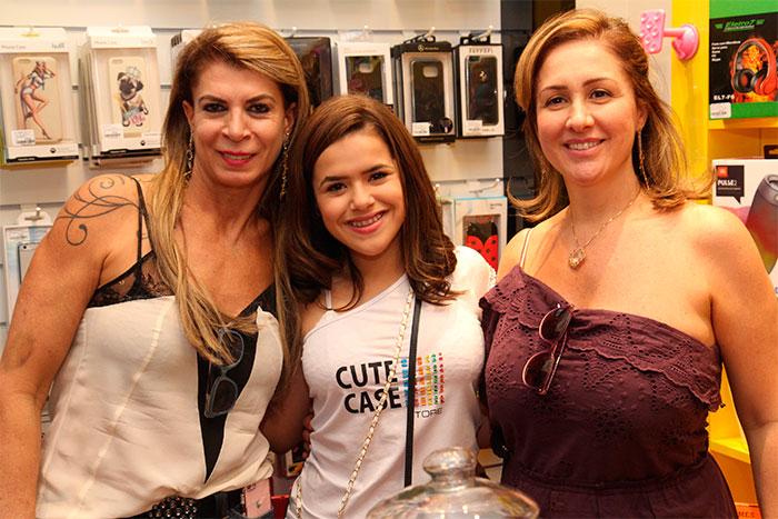 Maisa Silva realiza sonho de fã Kaciane Marques