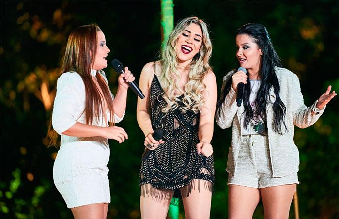 Sucesso! Naiara Azevedo lança single com Maiara e Maraísa