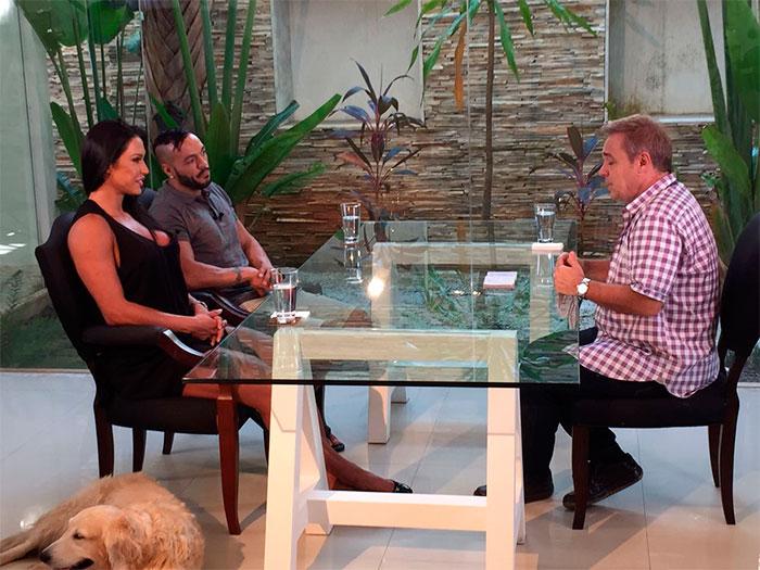 Gracyanne Barbosa rebate críticas sobre a sua forma física