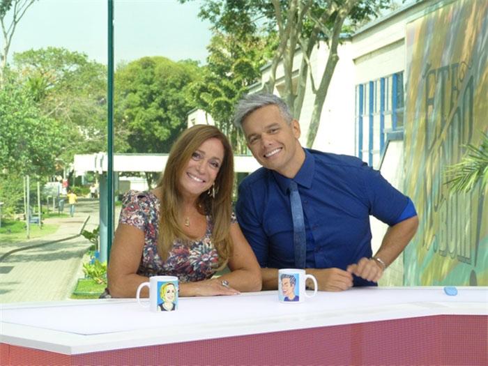 Suzana Vieira se junta ao time do Vídeo Show
