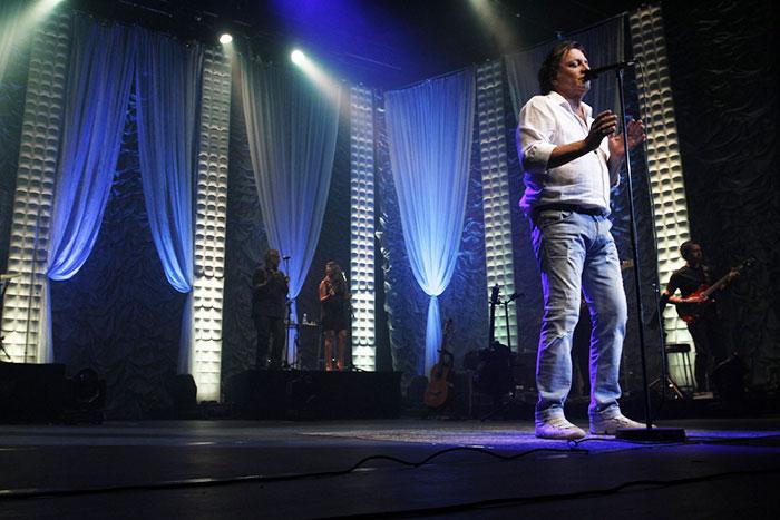 Fábio Jr. chega no Rio de Janeiro com a sua turnê