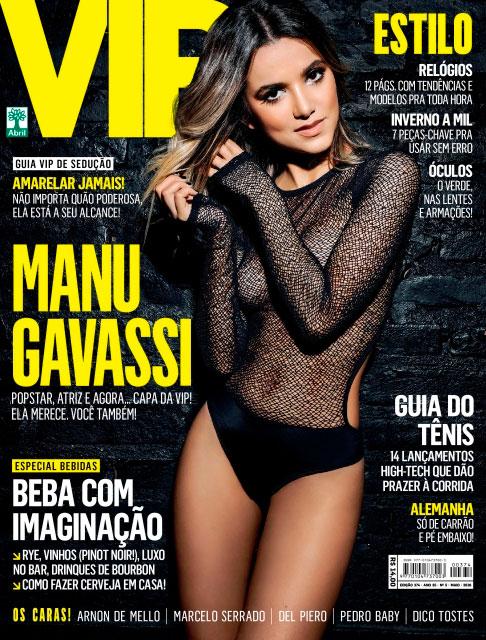 Manu Gavassi para maiores de 18 anos: 'Me sinto mulher'