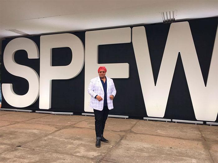 Guru das estrelas marca presença no último dia de SPFW