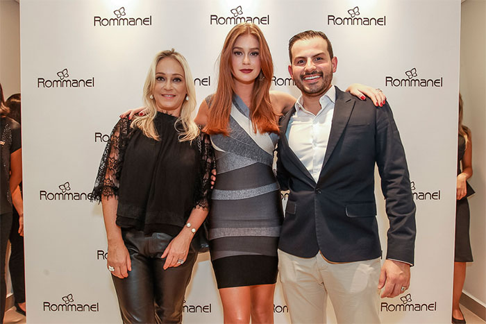 Marina Ruy Barbosa causa alvoroço em shopping paulista