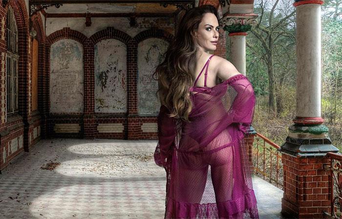 Núbia Oliiver abre o jogo: 'Não gosto de homem frouxo'