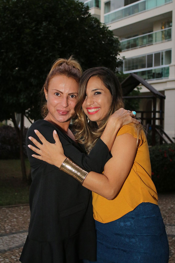 Marilene Saade e Jehane Saade conversam sobre musical