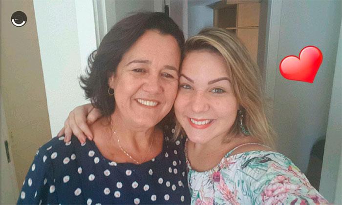 Maria Claudia conhece família de Matheus e recebe aprovação