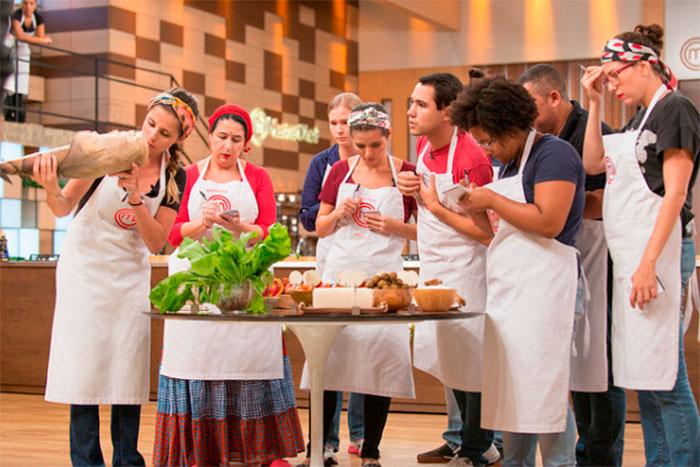Masterchef: Participantes vão cozinhar menu vegetariano
