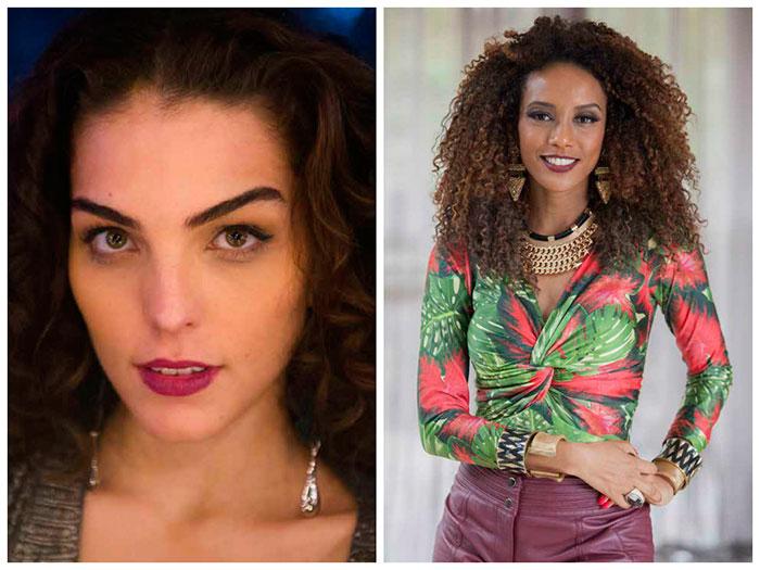 Corte long bob de Juliana Paiva é o mais pedido da Globo