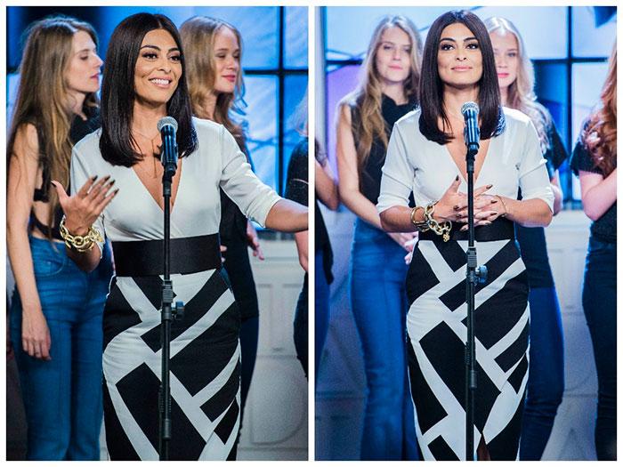 Eliza x Carolina: Quem é a mais bem-vestida?