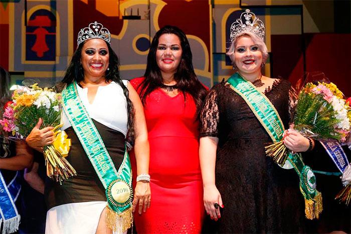 Fabiana Karla é jurada no A Mais Bela Gordinha do Brasil