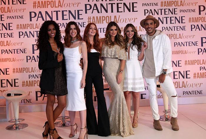 Marina Ruy Barbosa esbanja estilo no Pantene Fashion Talks